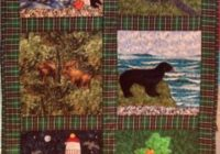 Elegant newfoundland quilt newfoundland quilts crazy quilts 10 Unique Newfoundland Quilt Patterns Inspirations