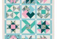 Elegant no hassle 12 square triangle quilt blocks nancy zieman blog 9 New 1 2 Square Triangle Quilts
