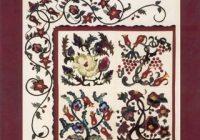 Elegant pat campbells online applique catalog patterns applique Stylish Pat Campbell Applique Quilt Pattern