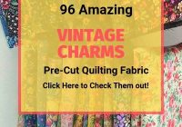 Elegant pin on quilting precut fabric 11 Modern Pre Cut Fabric For Quilting Gallery