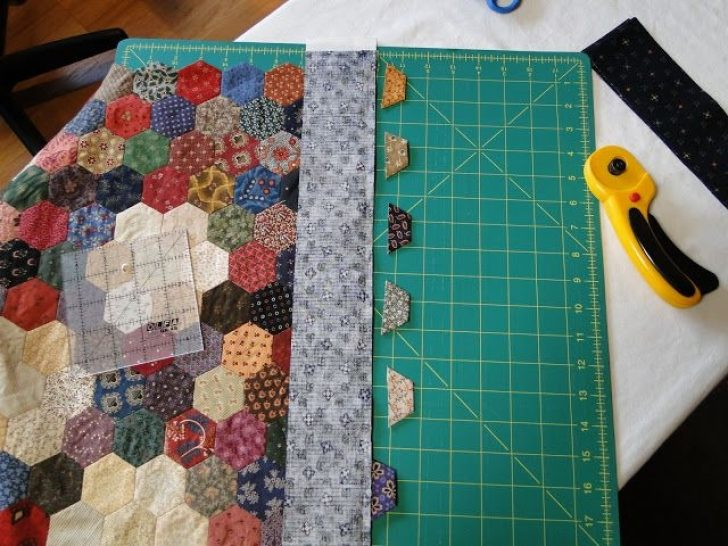 Permalink to 11 Modern Tips On Sewing Hexagon Quilts Gallery
