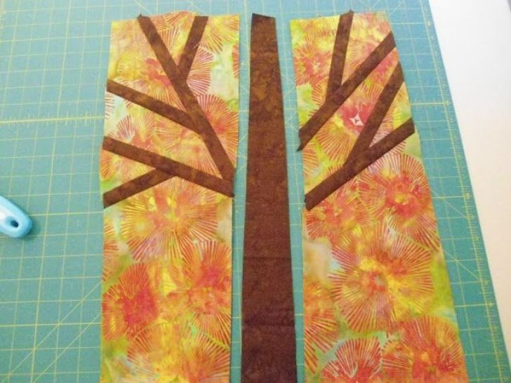 Permalink to 10 Cool Pieced Tree Quilt Patterns Inspirations
