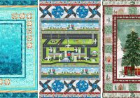 Elegant playing with quilt panels quilting daily 10 Interesting Quilts With Panels
