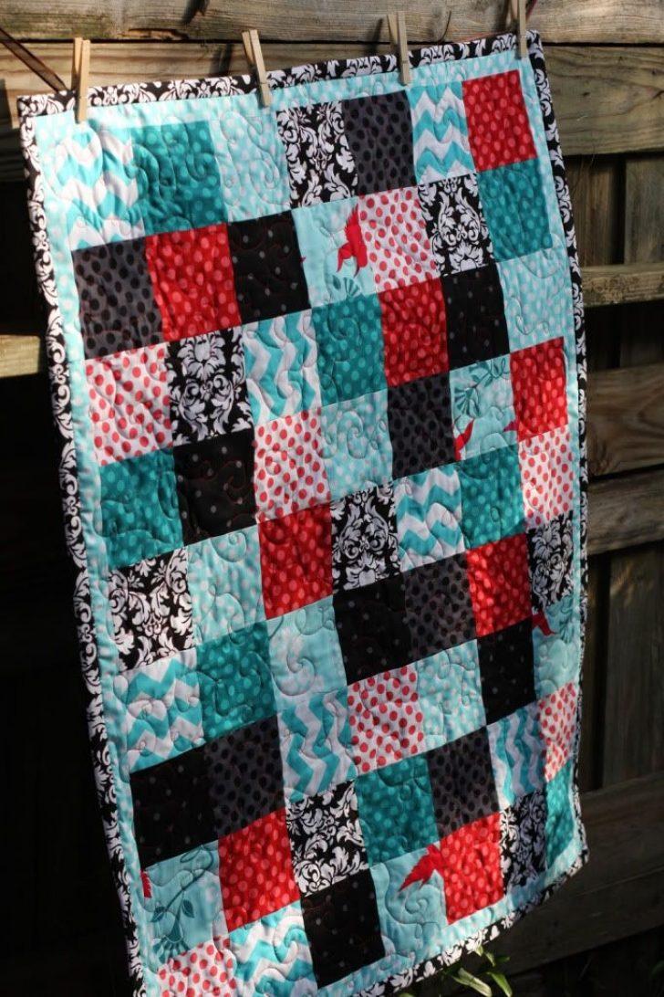 Permalink to 9 Interesting Easy Beginner Block Quilt Patterns Inspirations