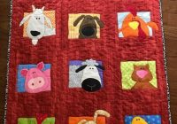 Elegant quilting blogs what are quilters blogging about today 4 Unique Farm Animal Quilt Patterns Inspirations