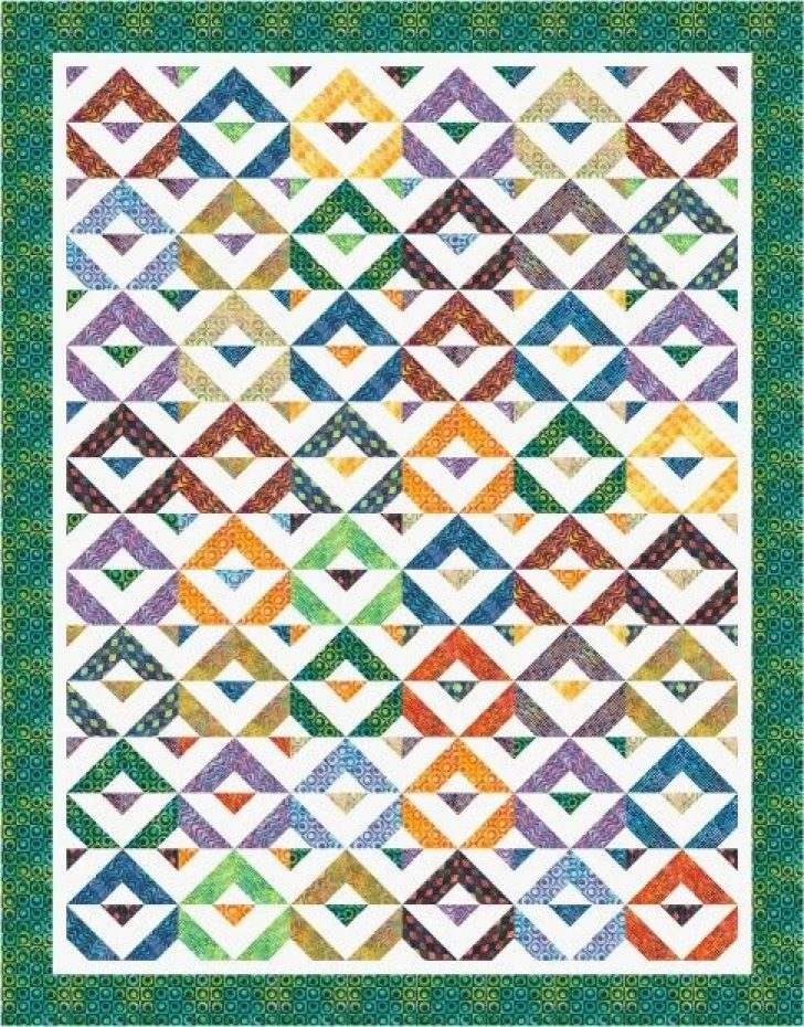 Permalink to 10 Unique Simplicity Quilt Patterns