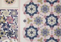 Elegant sue daley designs sweetwater quilt pattern template and paper pieces pack 10 Interesting Sue Daley Quilt Patterns Gallery