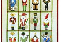 Elegant the classic nutcrackers quilt includes designs for a dozen 10 Interesting Nutcracker Quilt Pattern Inspirations