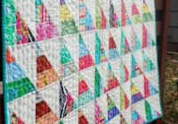 Elegant to the point a quick n easy jelly quilt tutorial 11 Beautiful Quilt Patterns From Jelly Rolls