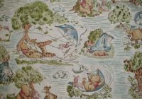 Elegant winnie the pooh 9 Elegant Winnie The Pooh Quilting Fabric Gallery