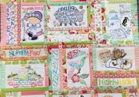 embroidery project class nursery rhymes anita goodesign Interesting Nursery Rhyme Quilt Patterns Inspirations