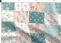 fabric the yard woodland minky cheater quilt Unique Cheater Quilt Fabric