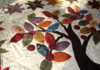 family tree quilt 50th wedding anniversary gift for a frie 11 Interesting Family Tree Quilt