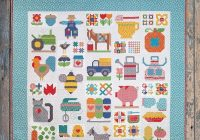 farm girl vintage 2 book lori holt of bee in my bonnet for Cool Vintage Valentine Quilt Kit Gallery