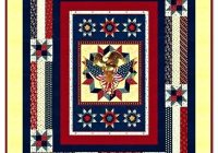 fascinating quilt patterns with center panel okoklife Center Panel Quilt Patterns Inspirations