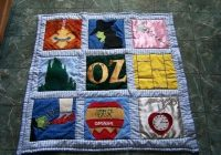 fascinating wizard of oz quilts lferso Unique Wizard Of Oz Quilt Pattern Inspirations