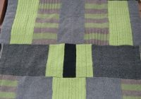 felted wool quilt from etsy wool quilts recycled wool sweater Modern Felted Wool Quilt Patterns Gallery