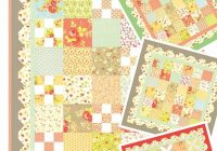 fig 1 2 3 hankies quilt pattern fig tree quilts ft 1453 Cozy Fig Tree Quilts Patterns