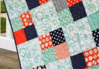 fine easy 3 color quilt patterns fast four charm pack Cozy Easy 3 Color Quilts Inspirations