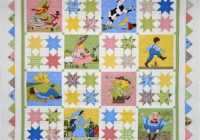 finished project gallery come quilt sue garman Unique Mother Goose Quilt Pattern Inspirations