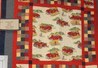 fireman jack at american quilting love fireman quilt 11 Modern Firefighter Quilt Patterns