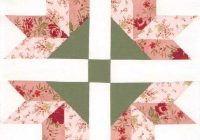four corner flowers quilt block quilt pattern ideas Cozy Flower Quilt Block Patterns