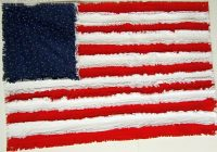 fourth of july american flag rag quilt new quilters Cool American Flag Rag Quilt Pattern Gallery