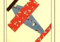 free airplane quilt pattern airplane quilt block pattern Vintage Airplane Quilt Gallery