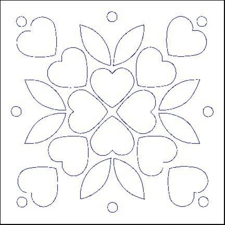 Permalink to Stylish Applique Quilt Block Patterns