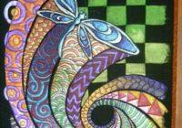 free applique quilting patterns bluprint Stylish Applique Quilt Block Patterns