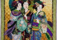 free asian quilt block patterns japaneseasian patterns Cool Japanese Quilting Patterns Inspirations