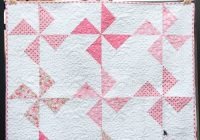 free ba quilt patterns featuring simple turnstile quilt Interesting Quilts For Babies Patterns Inspirations