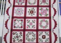 free baltimore album quilt blocks quilting information Baltimore Album Quilt Patterns