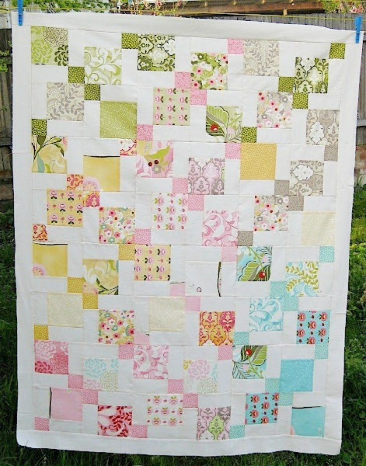 Permalink to Cool Quilt Patterns With Charm Packs Gallery