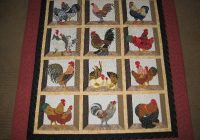 free chicken applique patterns had only been quilting for Cozy Applique Patterns For Quilts