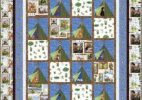 free downloadable quilt patterns Fabric Panel Quilt Patterns Inspirations