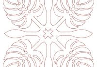 free hawaiian quilt block patterns hawaiian quilt blocks 2 Hawaiian Quilts Patterns Inspirations