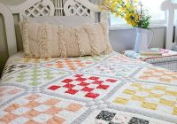 free jelly roll quilt pattern quilting a quilting life Unique Patchwork Quilt Designs Patterns Gallery