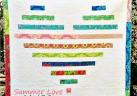 free jelly roll quilt patterns u create 10 Cool Jelly Roll Strip Quilt Pattern