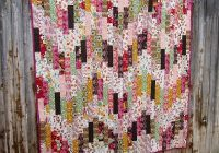 free jelly roll quilt patterns u create Modern Jelly Roll Strip Quilt Patterns Gallery