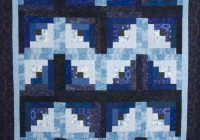 free log cabin block patterns 7 modern designs Stylish Pattern For Log Cabin Quilt Gallery