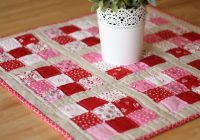 free mini quilt patterns u create Interesting Miniature Quilt Block Patterns Inspirations