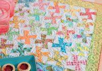 free patchwork quilt pattern love kim brackett stitch Cool Patchwork Quilt Free Patterns Gallery