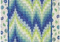 free pattern day bargello quilts free quilt patterns Cozy Southwest Serenity Quilt Pattern Gallery