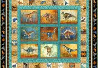 free pattern dinosaur lost world equilter blogequilter blog Modern Quilting Treasures Patterns