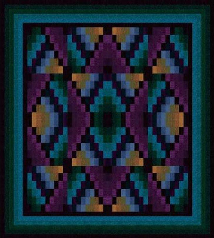 Permalink to Cozy Jinny Beyer Quilt Patterns