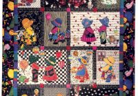 free patterns at from marti featuring quilting with the Stylish Sunbonnet Quilt Patterns Free Inspirations