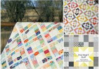 free patterns for easy charm square quilts bite sized biggie Interesting Charm Square Quilt Pattern Gallery