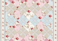 free petal quilt pattern free spirit the quilted castle Shabby Chic Quilt Pattern Inspirations