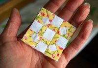 free quilt pattern mini quilt block i sew free Interesting Miniature Quilt Block Patterns Inspirations